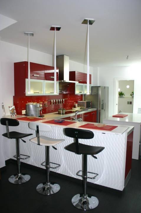 Cocina moderna reforma Murcia