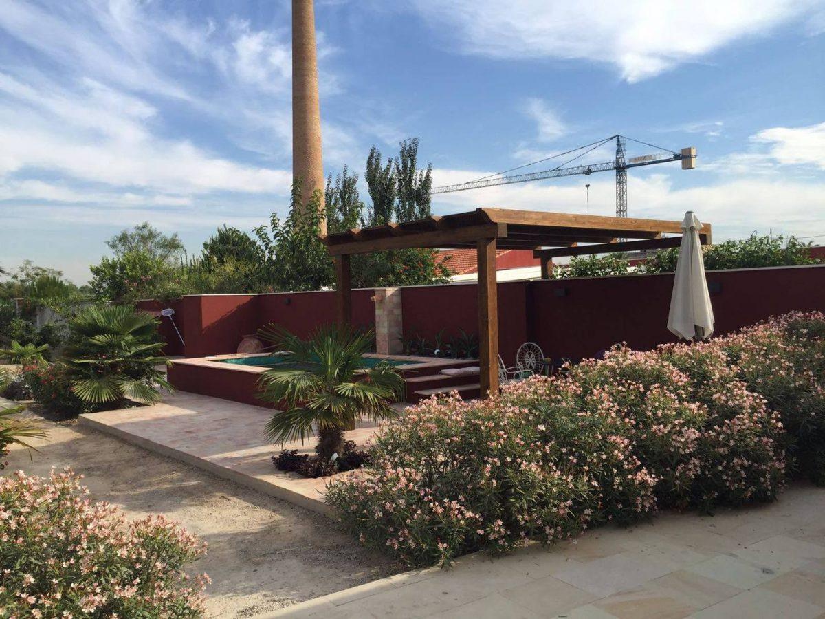Exteriores reformados en Murcia