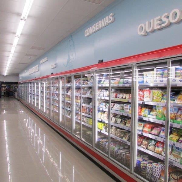 Reforma supermercado Murcia