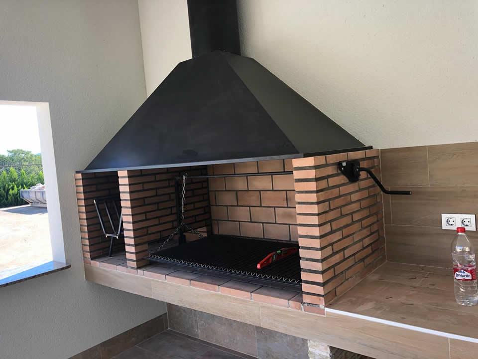 Reforma chimenea Murcia