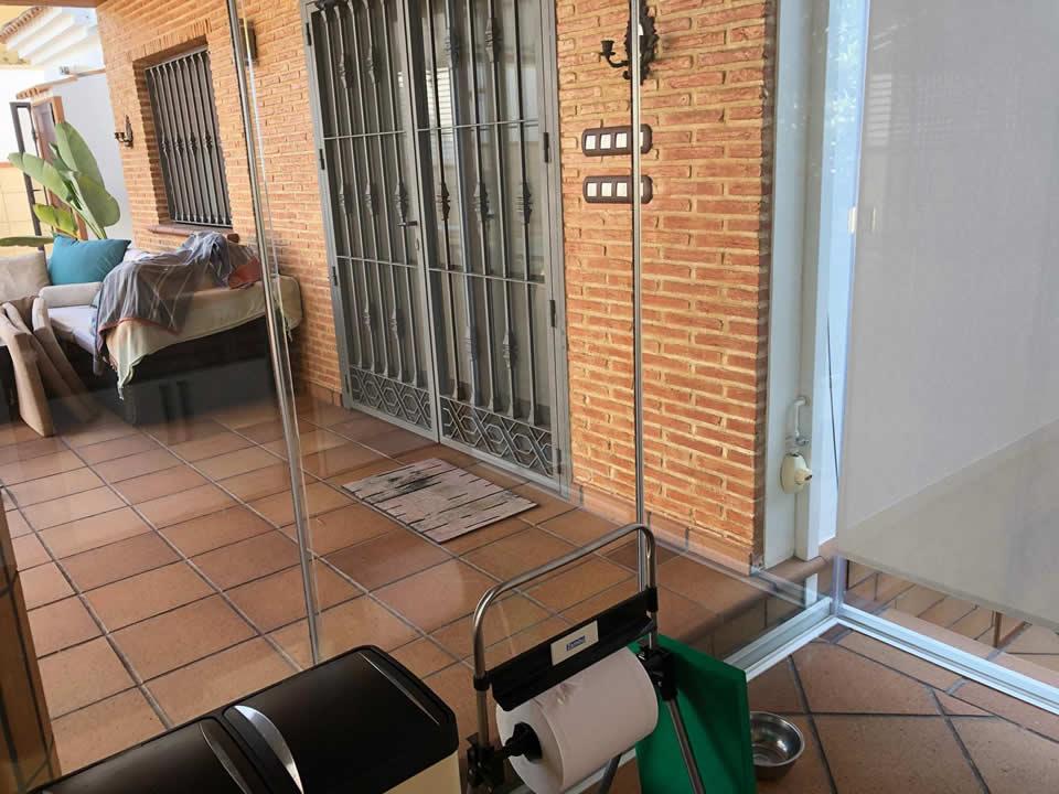 Reforma fachada exterior Murcia