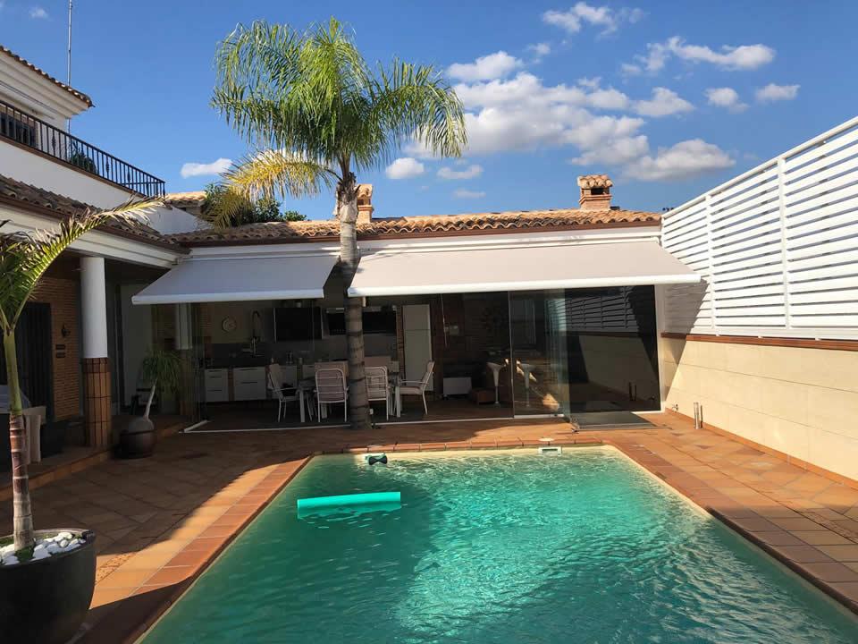 Reforma piscina Murcia
